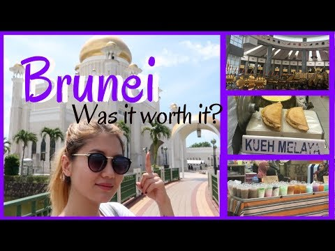 36 hours in Brunei (MUST SEE)