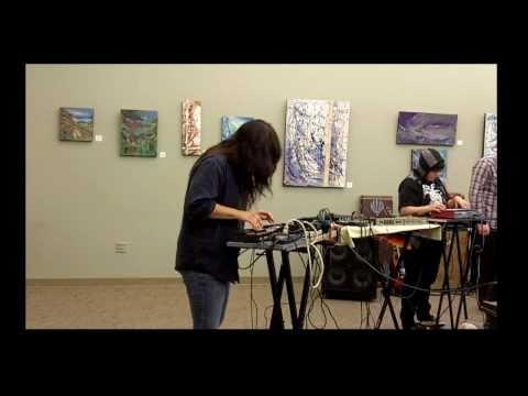 "Sister Crayon - ""(In) Reverse"" - Off Air / In Studio"