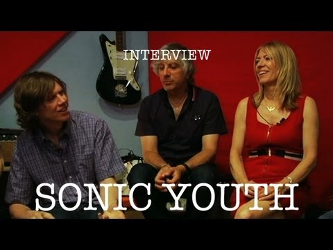 Sonic Youth - I'm Not Wearing Any Fucking Bowtie - Interview