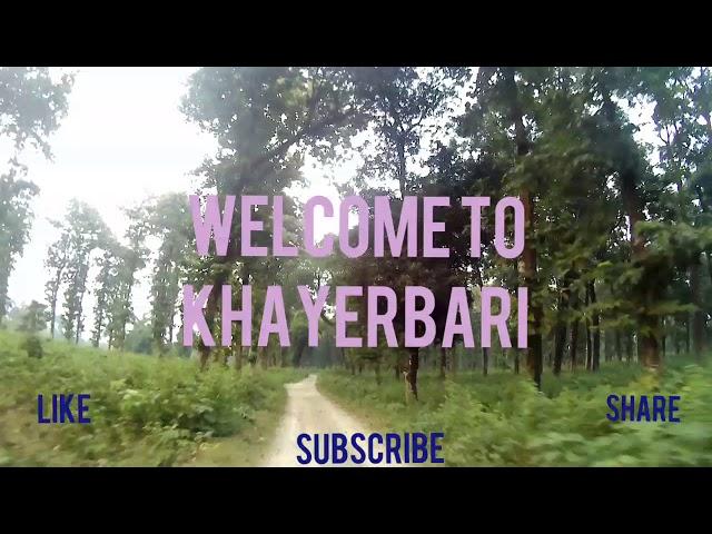 Falakata to Khayerbari | Noise Play Action Camera | 1st shoot with action camera |