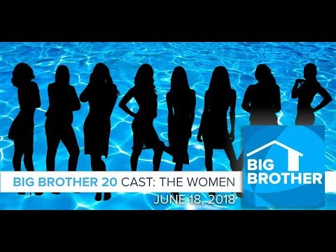 Big Brother  20 | Cast Preview - Women