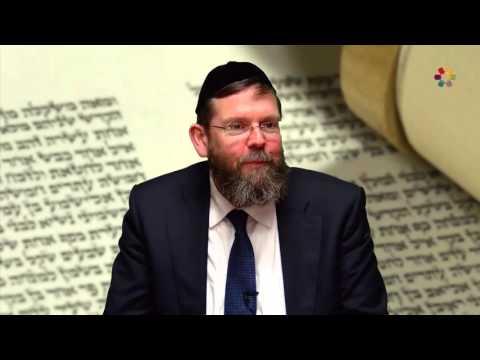 Rabbi Reuven Lauffer - Basic Judaism: Basic Laws of Shabbat
