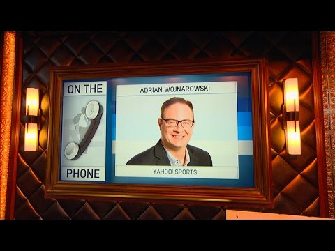 Adrian Wojnarwoski of Yahoo Sports Weighs in on the NBA Playoffs & More - 4/22/16