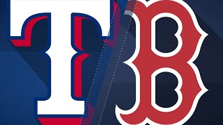 5-run 3rd propels Red Sox to win: 7/10/18