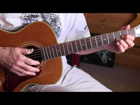 "Delta Blues Lesson - Tommy Johnson's""Big Road Blues"""