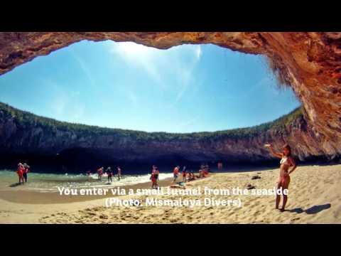 The Marieta Islands (Islas Marietas) & The Hidden Beach, Puerto Vallarta, Jalisco, Mexico
