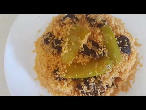 tunisian-couscous-with-dried-meat-(9adid)