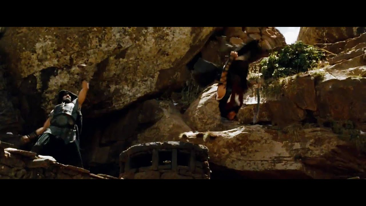 Prince of Persia The Sands of Time - Official Trailer [HD ...