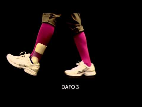 Brace movement | DAFO 3