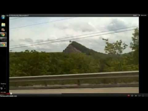 Pyramids In America Map.North American Pyramid Located In Kentucky Youtube