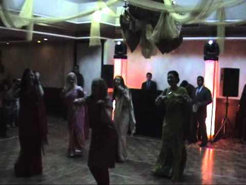 Monisha & Manjot Wedding - Buffalo Girls Dance