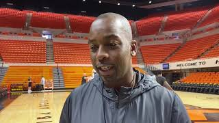 OSU Basketball - Boynton on signing Cunningham and Walker