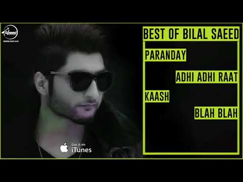 Best Of Bilal Saeed | Audio Jukebox | Punjabi Song Collection 2017 | Speed Records