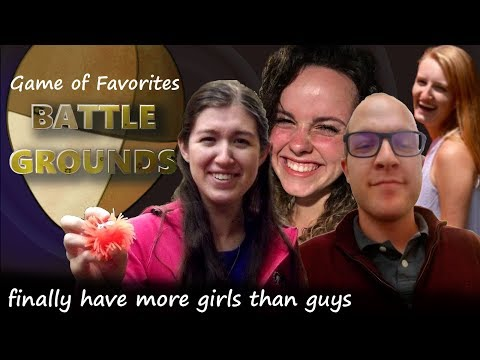 finally have more girls than guys (Battlegrounds: Round 1 Game 3)