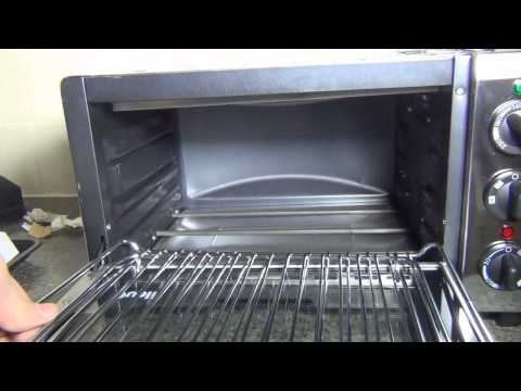 temperature for baking potatoes in toaster oven