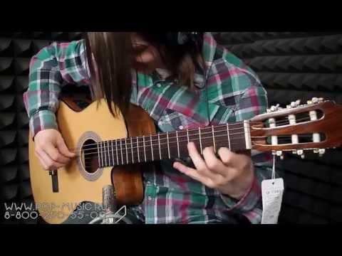 Классическая гитара CORT AC120CE