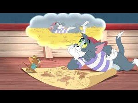 Том и джерри против карибских пиратов смотреть мультфильм