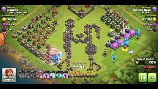 Base Coc Th 10 Unik 11