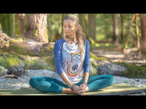 15 min Beginner YOGA/STRETCH Class   Gentle Yoga To Improve Flexibility