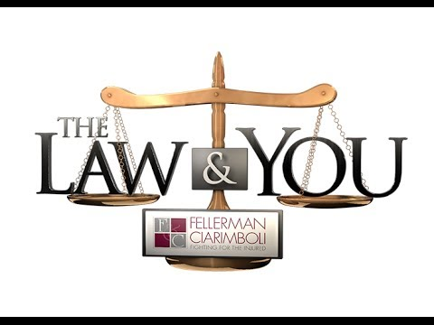 (04/08/14) Law & You - Insurance Forces Policy Holder To Go To Trial For Accident