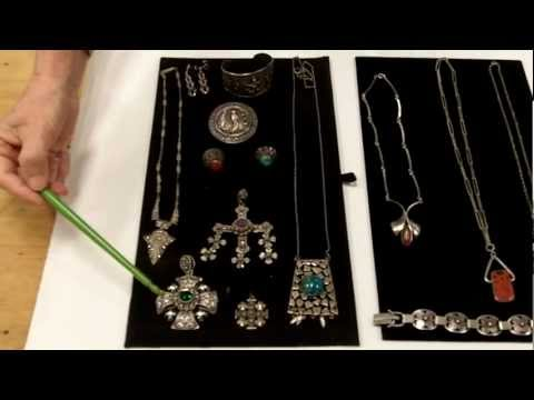 Vintage Silver Jewelry