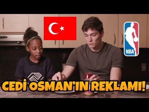 CEDİ OSMAN'IN YENİ REKLAMI!