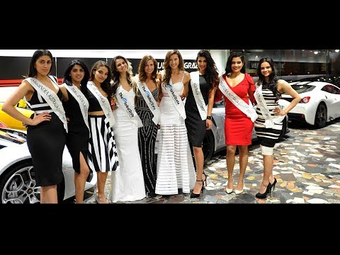 Raj Suri Australian Diversity In Fashion Talent  Miss India Australia 2017 - Super Cars