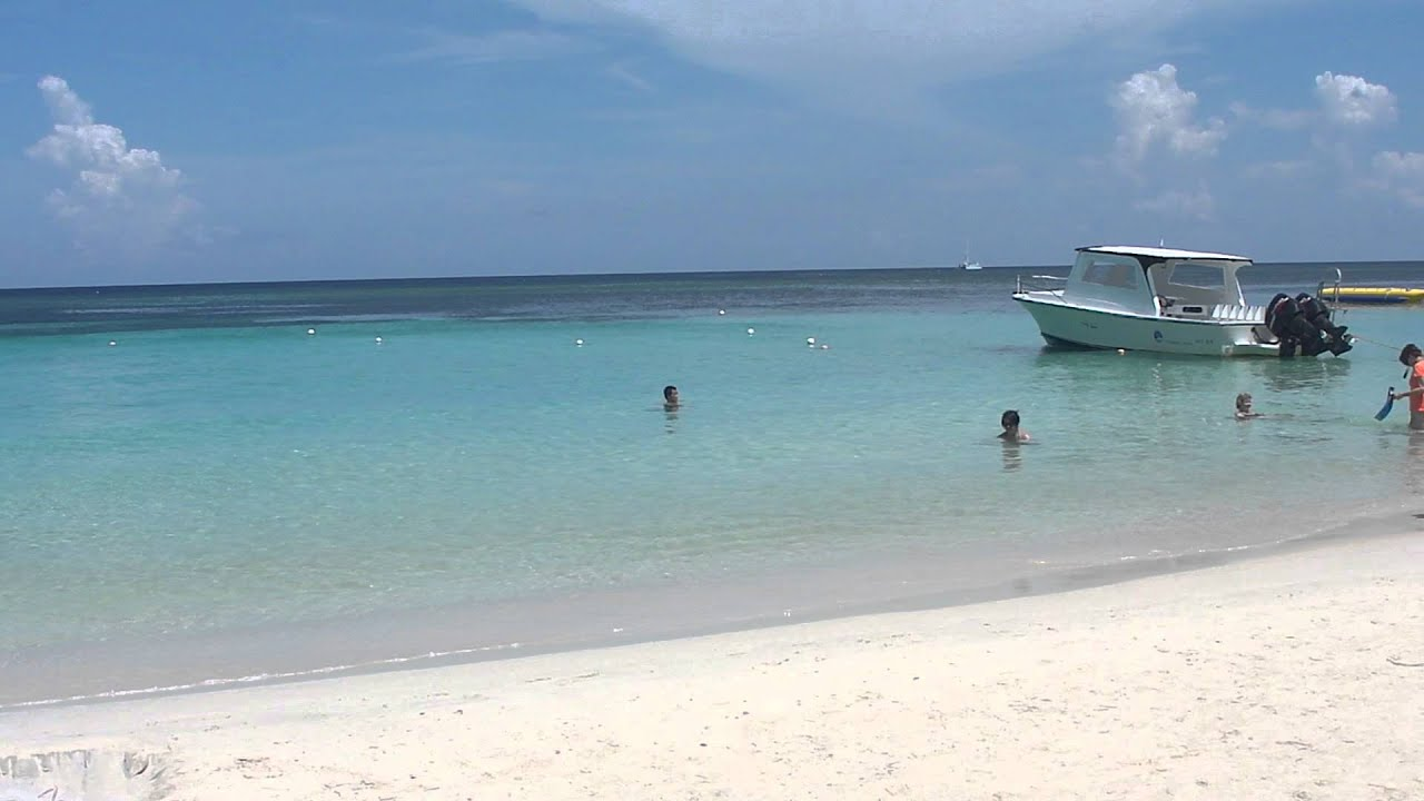 Roatan - West Bay Beach - March 2020 - HD - YouTube