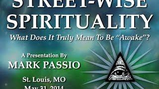 Mark Passio en español : Espiritualidad de a pie 1 de 4