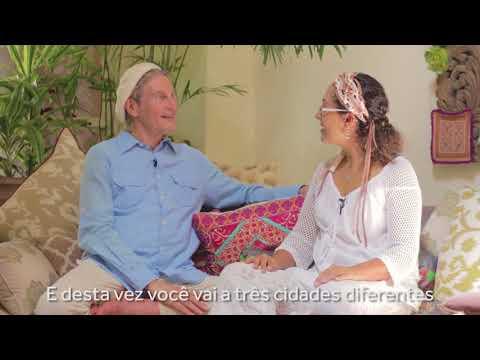 1ª TURNÊ DA TRANSFORMAÇÃO DR. GABRIEL COUSENS NO BRASIL