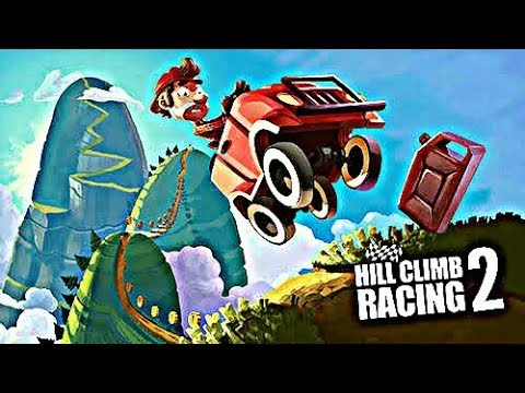 Hill Climb Racing 2 | Best Of Jeep