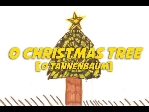 O Christmas Tree (instrumental) | Christmas Carols - lyrics video ...