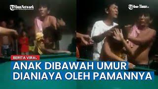 Download lagu Video Aksi Penganiayaan Anak di Bawah Umur Viral di Sosmed, Terjadi di Bandar Khalifah
