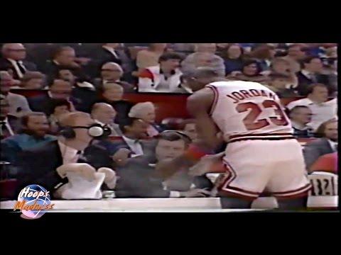 Michael Jordan vs Johnny Red Kerr