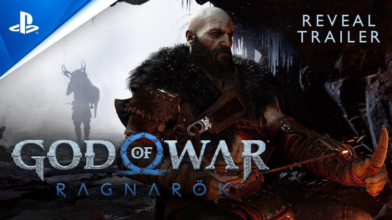 PS5《God Of War Ragnarok》揭露预告片   PlayStation Showcase 2021