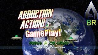 Abduction Action! Plus - Gameplay (PC - STEAM)