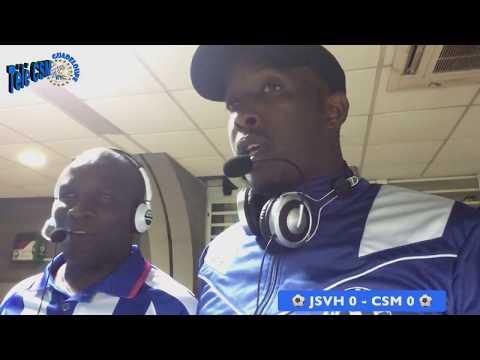 ⚽️ -Télé CSM- La  -JSVH- se qualifie pour le 7è tour de -Coupe de France-  ⚽️