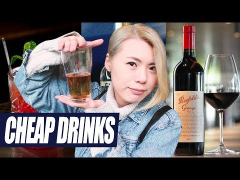 TOP CHEAP Drinks IN MELBOURNE