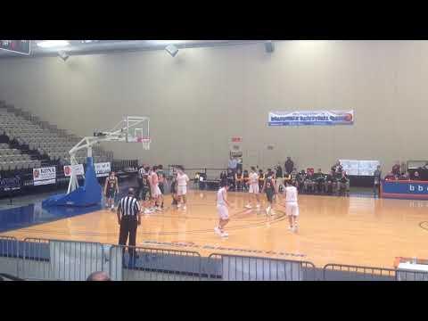 Wall Boys Basketball (65) Vs. Cape May Tech (57), 12/26/18, Wildwood Basketball Boardwalk Classic