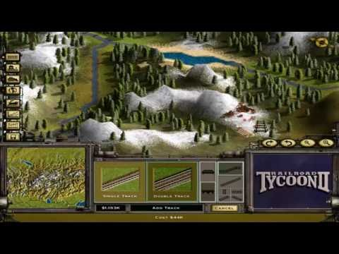 Railroad Tycoon 2 Platinum - 11 - Classic Campaign: The Brenner Pass