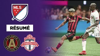 VIDEO: MLS : La surprise Toronto sort Atlanta et jouera la finale !