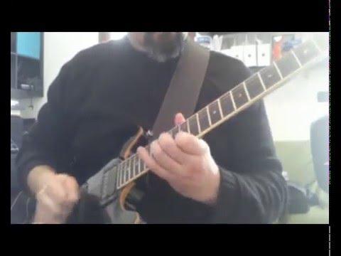 Partigiano reggiano guitar special