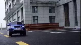 видео Детский электромобиль Range Rover XMX 601 4х4