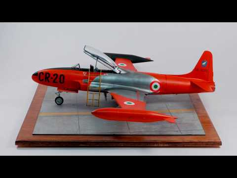 GWH 1/48 T-33A Shooting Star