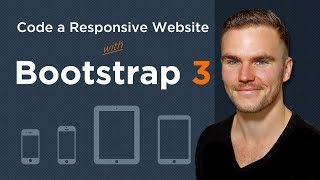 Code a Responsive Website with Bootstrap 3 - [Lecture 24] Code the Footer