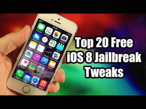 Top 20 Best Free iOS 8 Tweaks and Apps