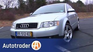 2002-2005 Audi A4 - Sedan | Used Car Review | AutoTrader
