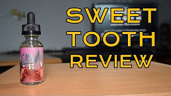 SWEET TOOTH e liquid REVIEW by Clown