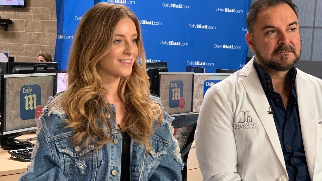 DailyMail TV Interview - Daisy Keech Dr. Ghavami