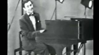 "Joe Bushkin plays ""I Love A Piano"" (1951 TV)"